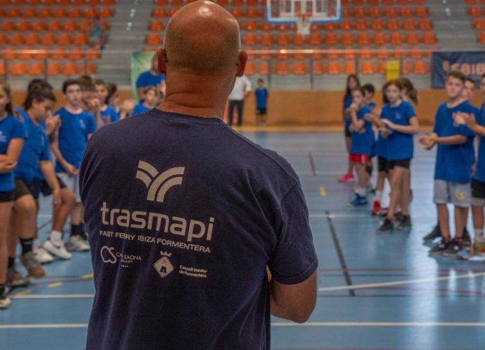 Club Basket Trasmapi Formentera