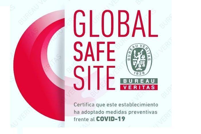 Trasmapi consigue la Certificación Bureau Veritas Global Safe