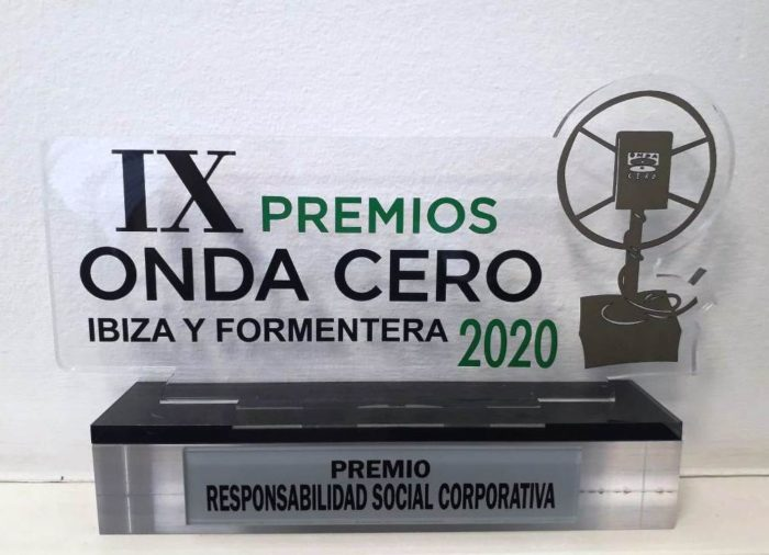 Trasmapi, premio Onda Cero Ibiza y Formentera de RSC